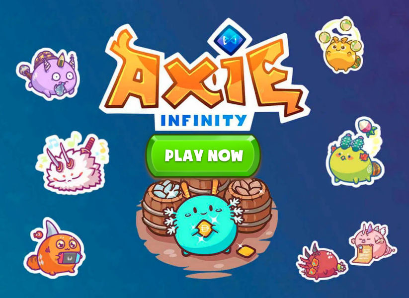 Play Axie Infinity Game