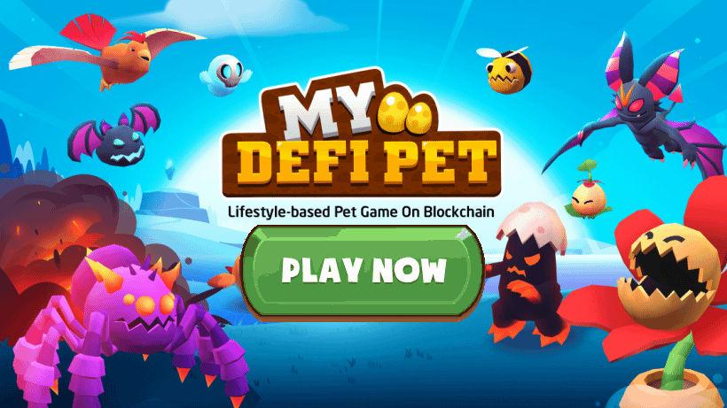 Play My DeFi Pet Game