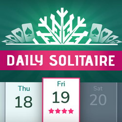 Arkadium Daily Solitaire