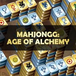 Mahjongg Alchemy - Game Online (PC/iOS/Android)