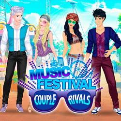 Music Festival Couples Rivals