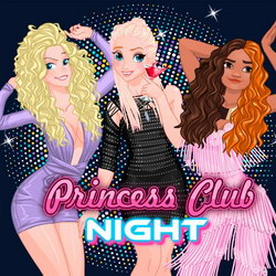 Princess Club Night Party