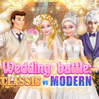 Wedding battle: Classic vs Modern