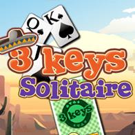 3 Keys Solitaire